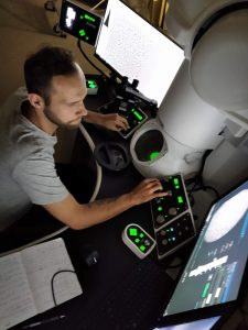 Szkolenie operatorów JOEL F200