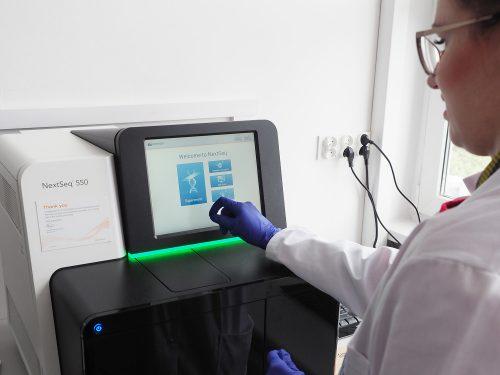 Laboratorium Genomiki i Bioinformatyki