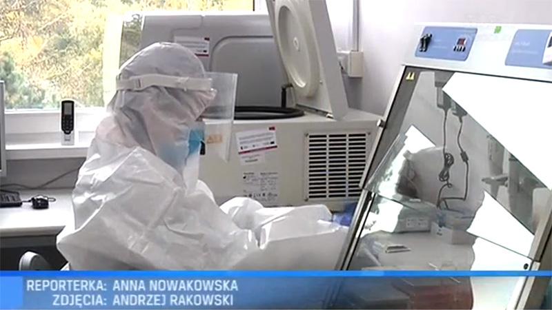 Badania nad polską szczepionką na SARS-CoV-2 w IITD PAN we Wrocławiu