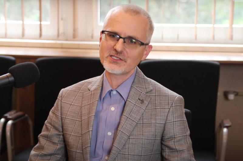 Kim jest bioinformatyk? dr hab. Łukasz Łaczmański