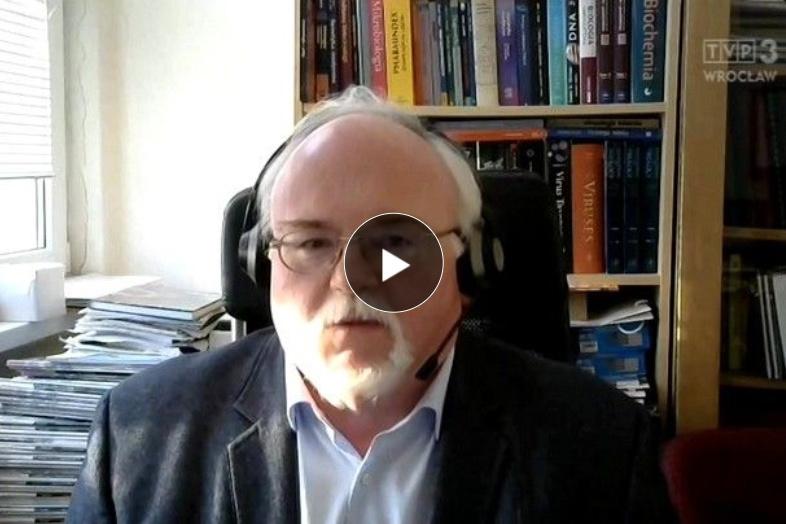 Rozmowa z dr Egbertem Piaseckim z IITD PAN