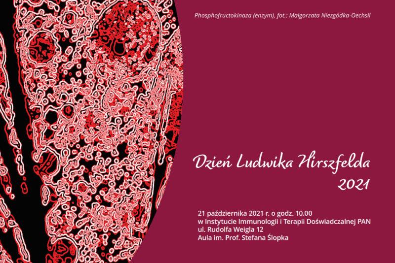 Dzień Ludwika Hirszfelda - 21 października